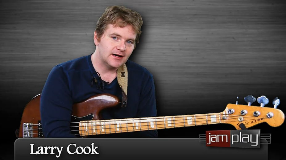 JamPlay - Beginner Bass with Larry Cook