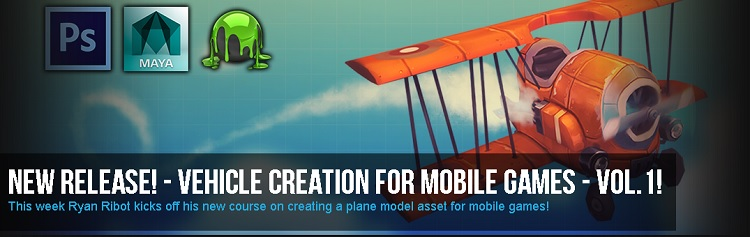 Vehicle Creation for Mobile Games Volume 1