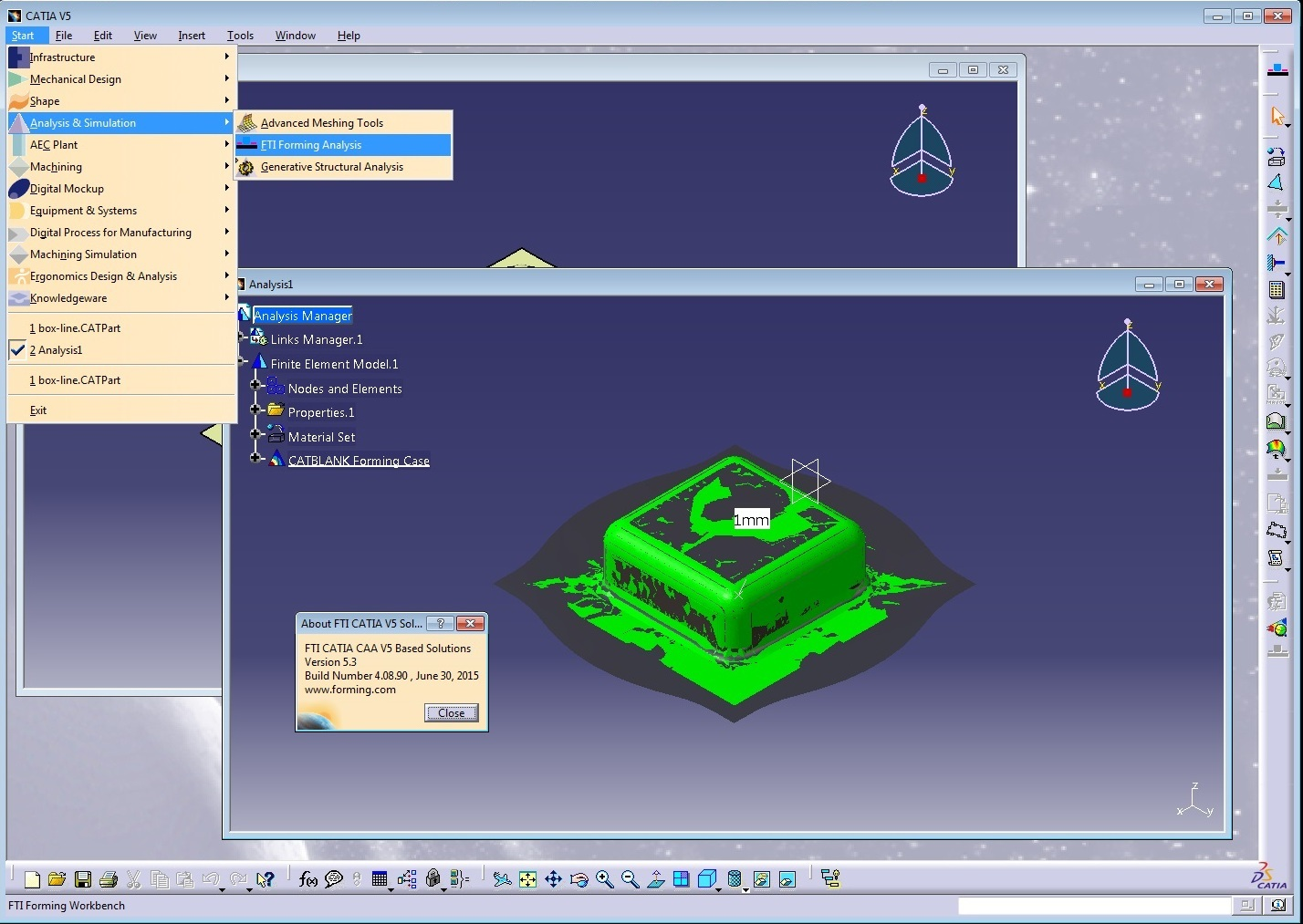FTI 5.3 for CATIA V5R20-R24 Solutions (x64)