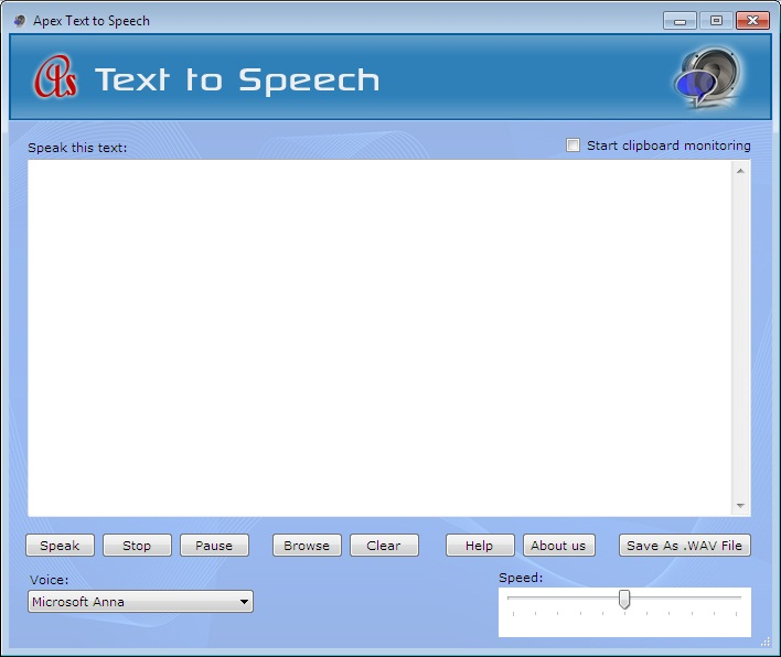 Apex Text to Speech 2.3.8.2