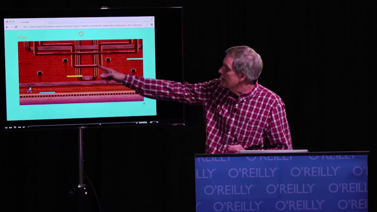 O'Reilly Media: HTML5 2D Game Development [repost]