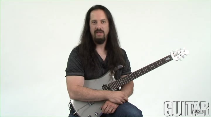 Guitar World - John Petrucci's Wild Stringdom