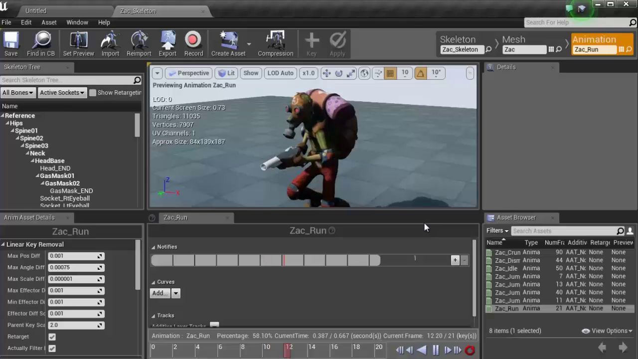 3DMotive – Quicktime Events in UE4 Volume 1