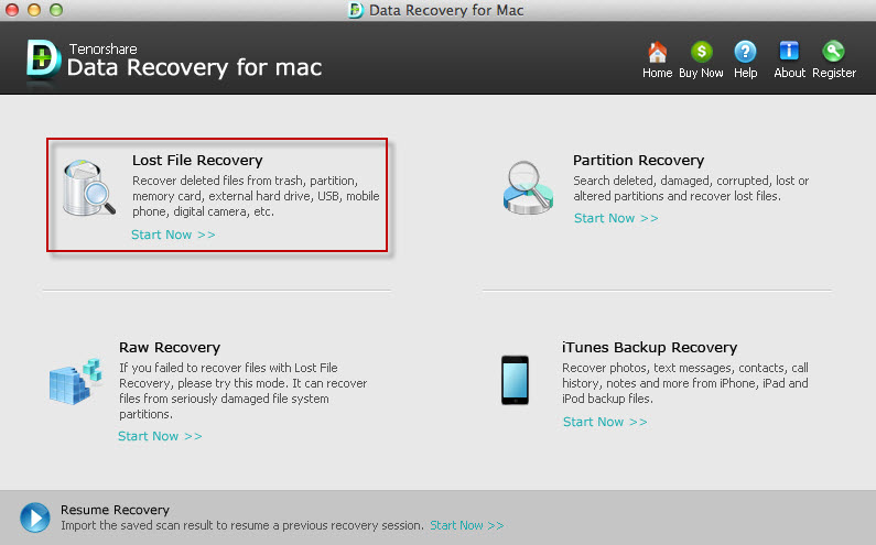 Tenorshare Any Data Recovery for Mac 3.1.1.2
