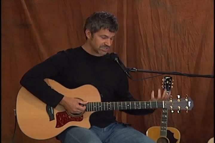 Acoustic Guitar with Paul Baloche