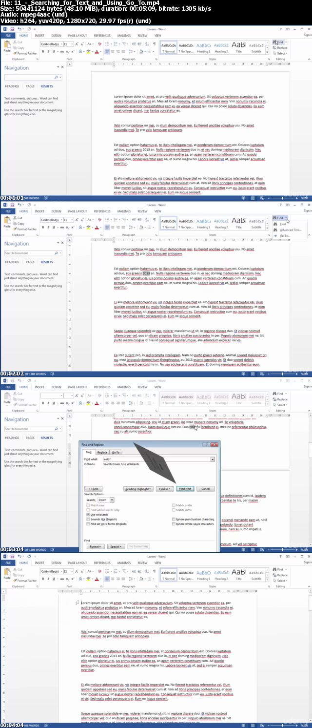 Microsoft Word 2013: A detailed course for Exam 77-418