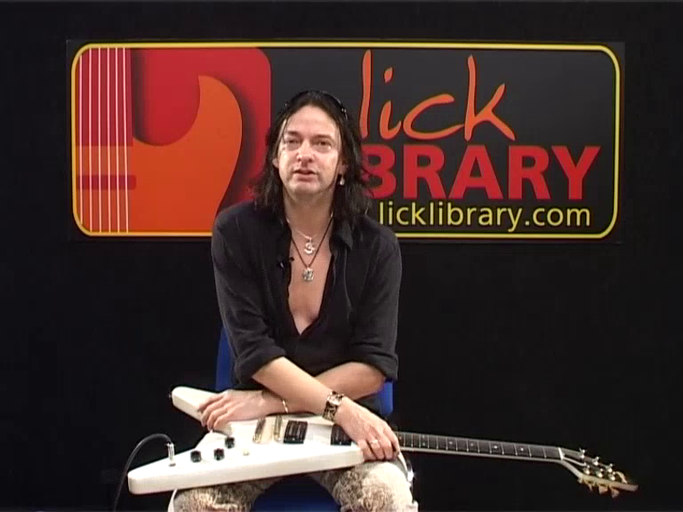 Lick Library: Learn to Play Michael Schenker Group and UFO, 2 DVD-set (2015)