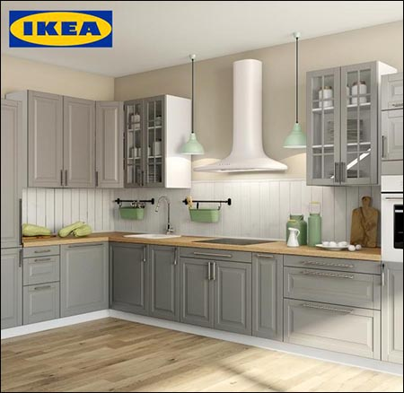 Kitchen IKEA Bodbyn