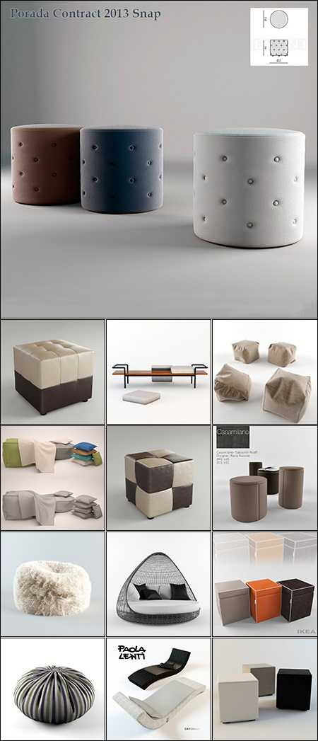 Modern Other Soft Seating