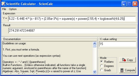 MathSol ScienCalc v1.3.6