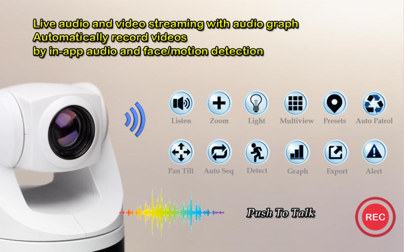 UViewer for Axis Cameras v1.0 Mac OS X