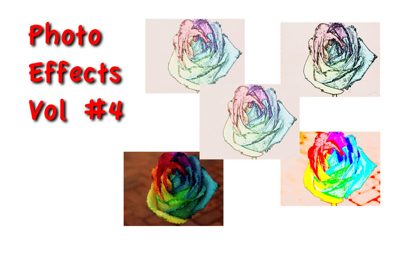 Photo Effects #4 - Water Colors 3.0.0