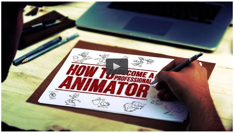 Udemy – Become a Professional Character Animator