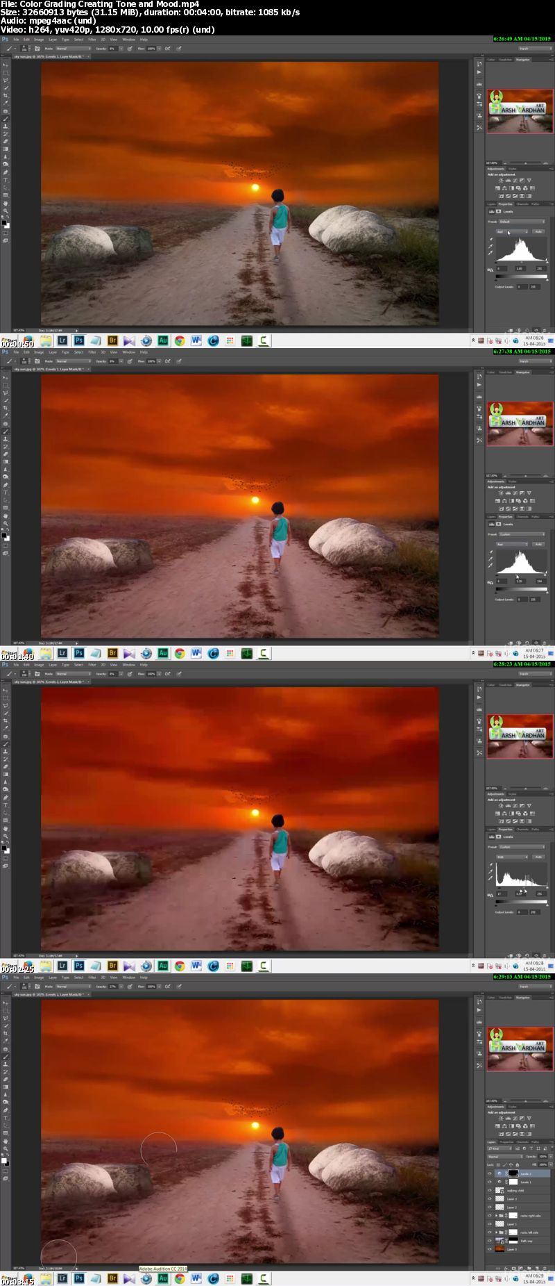 Learn Photo Manipulation in Photoshop