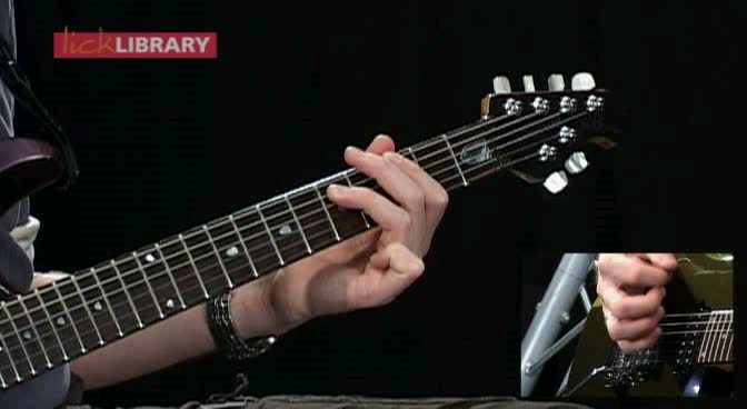 Lick Library - Learn to Play Metallica - DVDRip - Volume 1, 2 & 3 [Repost]