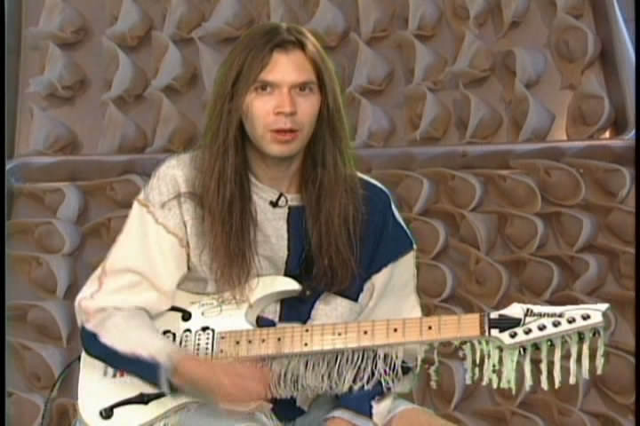 Paul Gilbert - Terrifying Guitar Trip
