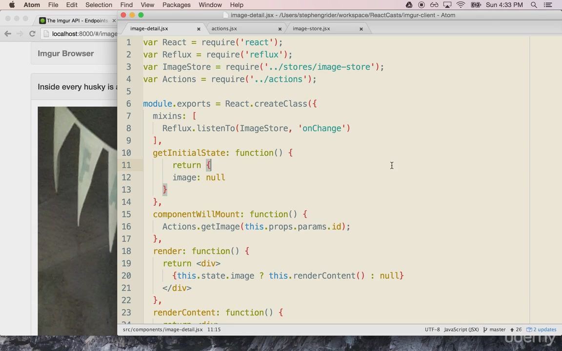 Build Web Apps with React JS and Flux (2015)