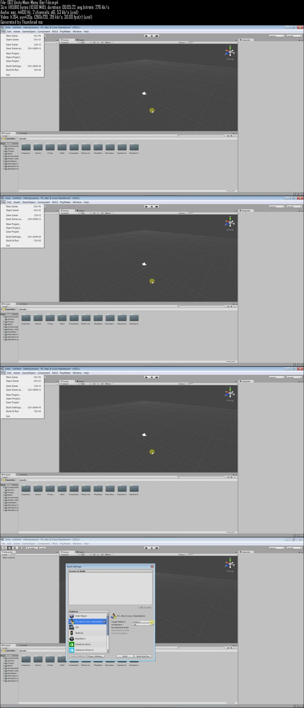 Learn to Make Games Without Code - Using Unity and Playmaker