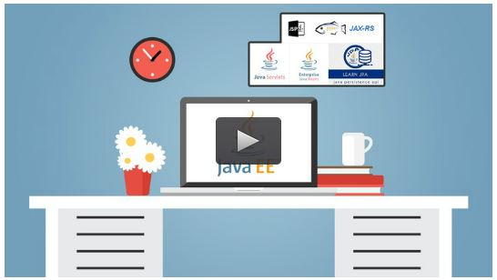 The Java EE Course - build a Java EE app from scratch