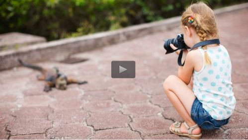 Photography for Kids: Project-Based Beginner Photography(HD)