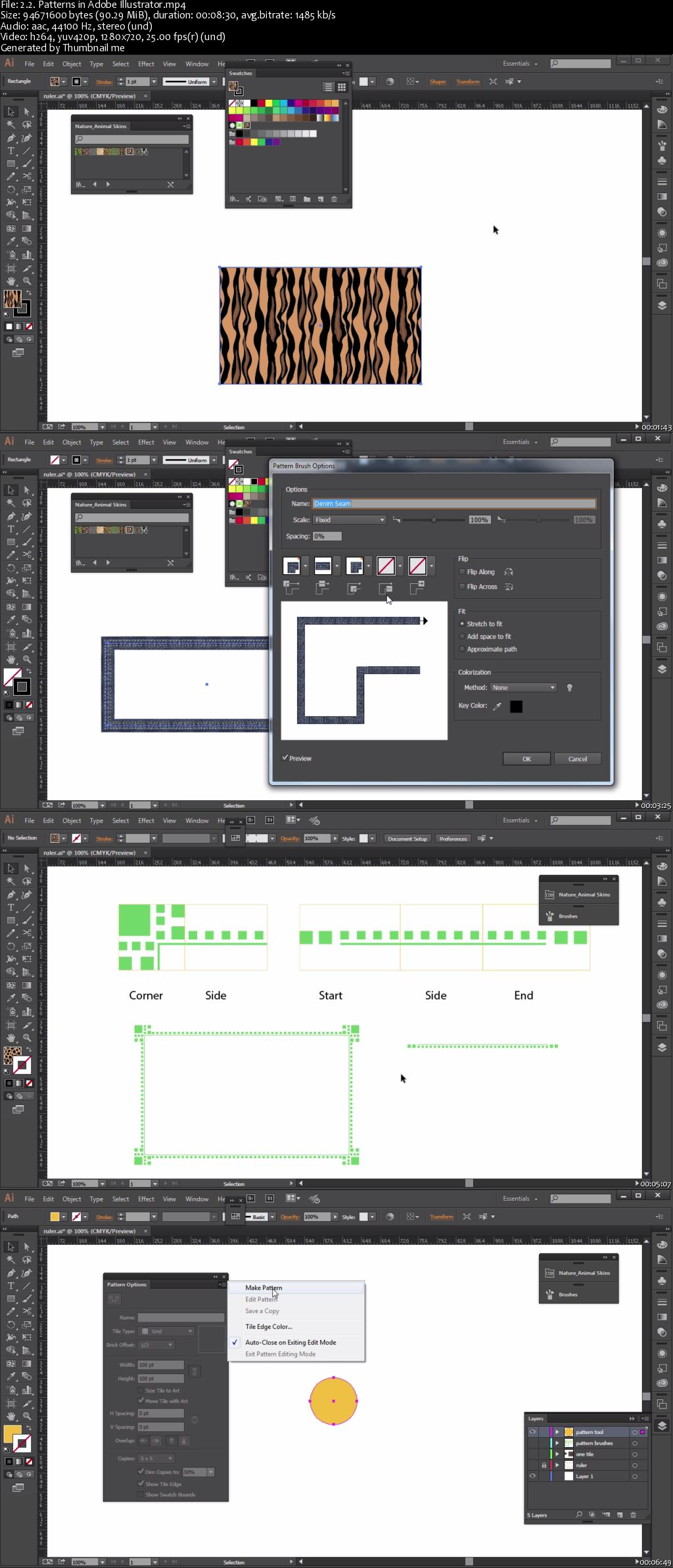 Tutsplus - Master Patterns in Adobe Illustrator