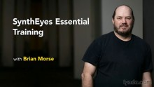 Lynda - SynthEyes Essential Training (updated Aug 28, 2015)