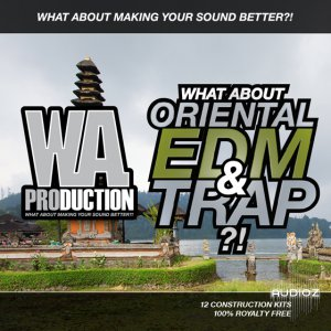 W.A Production What About Oriental EDM and Trap WAV MiDi screenshot