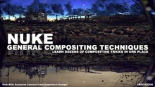 cmiVFX - Nuke General Compositing Techniques with Jonathan McFall