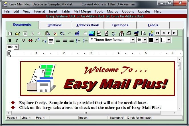 HomePlanSoft Easy Mail Plus 2.2.38.18