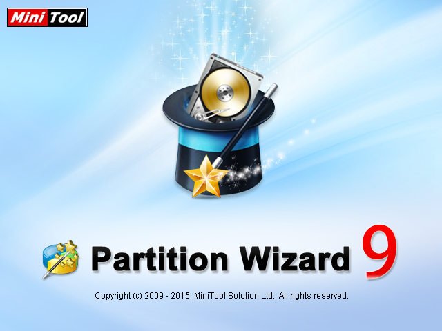 MiniTool Partition Wizard 9.0.0 Server Edition