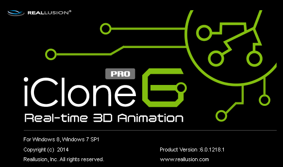 Reallusion iClone Pro 6.2.2102.1 Retail (x64) + Resource Pack