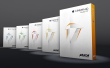 Maxon Cinema 4D R17.048 HYBRID Win/Mac Full ISO
