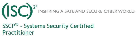 SSCP - Systems Security Certified Practitioner