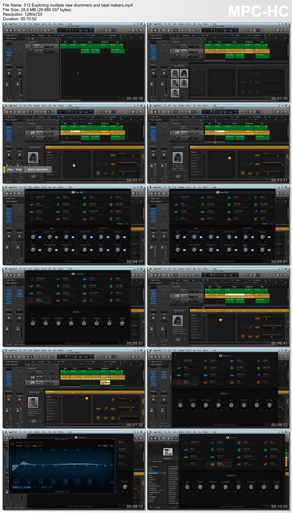 Logic Pro X New Features (updated Sep 08, 2015)