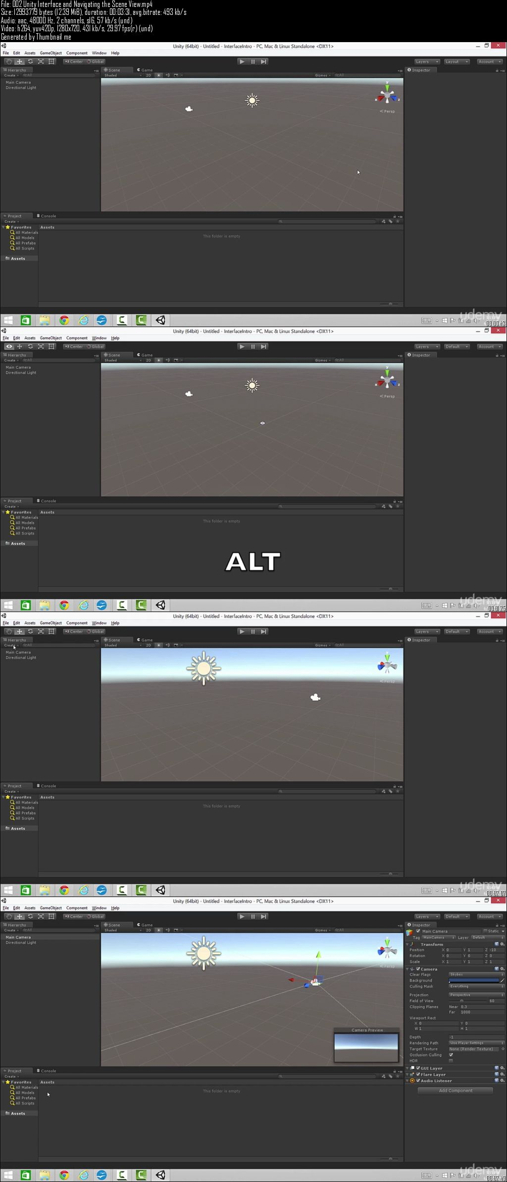 Game Development with Unity 5