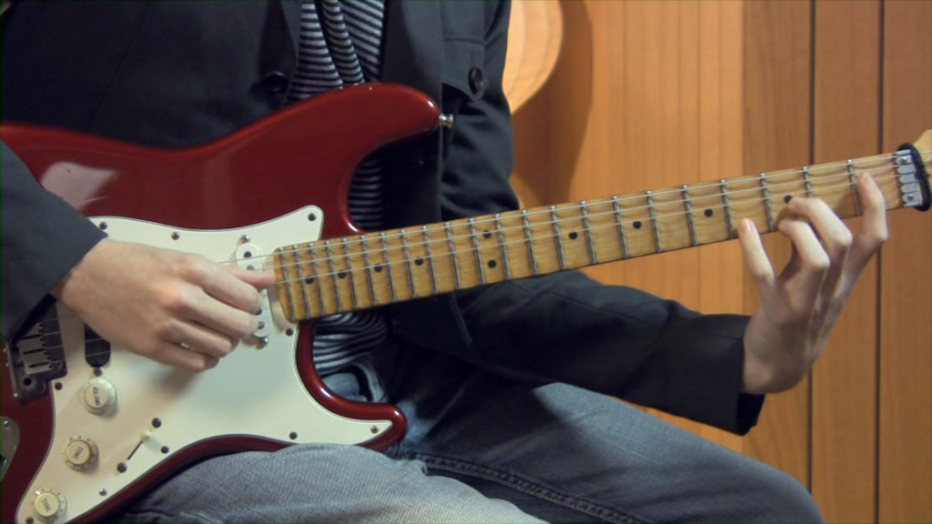 Daniele Gottardo: Superfingering - Advanced Concepts For Electric Guitar