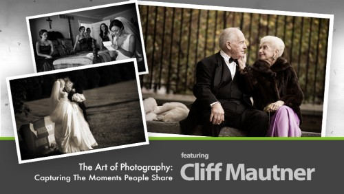 The Art of Photography: Capturing The Moments People Share with Cliff Mautner and Mia McCormick [repost]