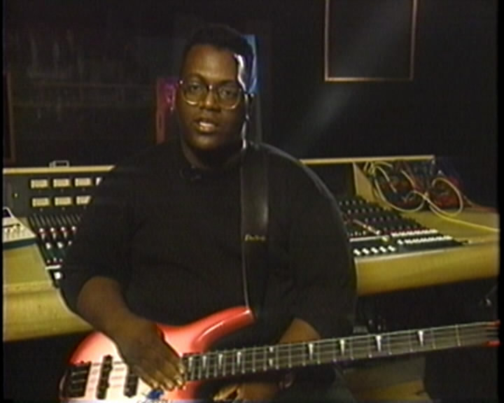 Randy Jackson - Mastering The Groove