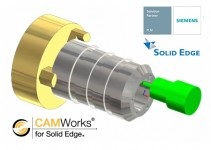 CAMWorks 2015 SP2 for Solid Edge