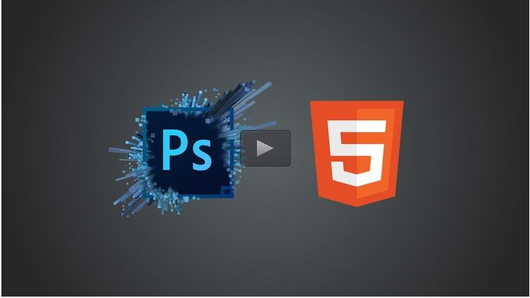 PSD to HTML & CSS Made Easy - For Absolute Beginners