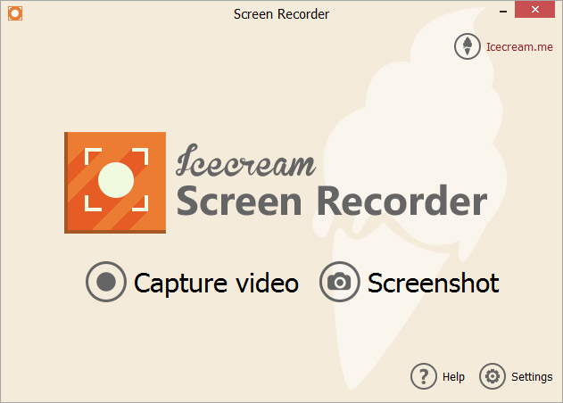 Icecream Screen Recorder Pro 2.5 Multilanguage