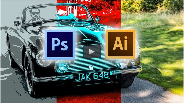 Make Money Create stylised graphics from images in Photoshop