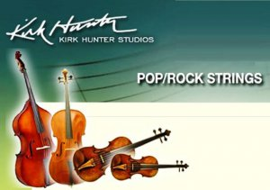 Kirk Hunter Pop Rock Strings TVEC3-4 KONTAKT-KRock screenshot