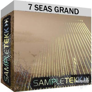 Sampletekk 7CG Seven Seas Grand 24BiT MULTiFORMAT DVDR D1-3-DYNAMiCS screenshot