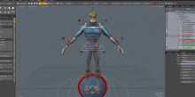 Thefoundry Modo – Character Rigging Course 2