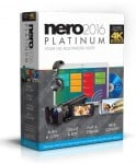 Nero 2016 Platinum 17.0.04500 Retail Multilingual + Content Pack