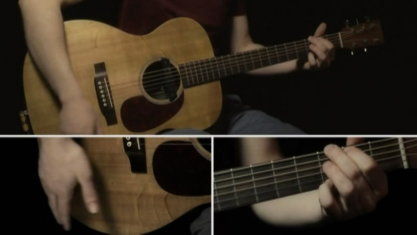 Percussive Acoustic Guitar