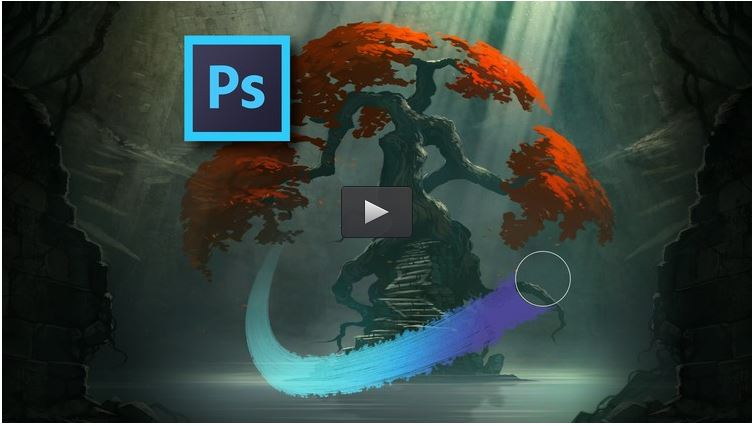 Digital Landscapes : Painting Environments with Photoshop