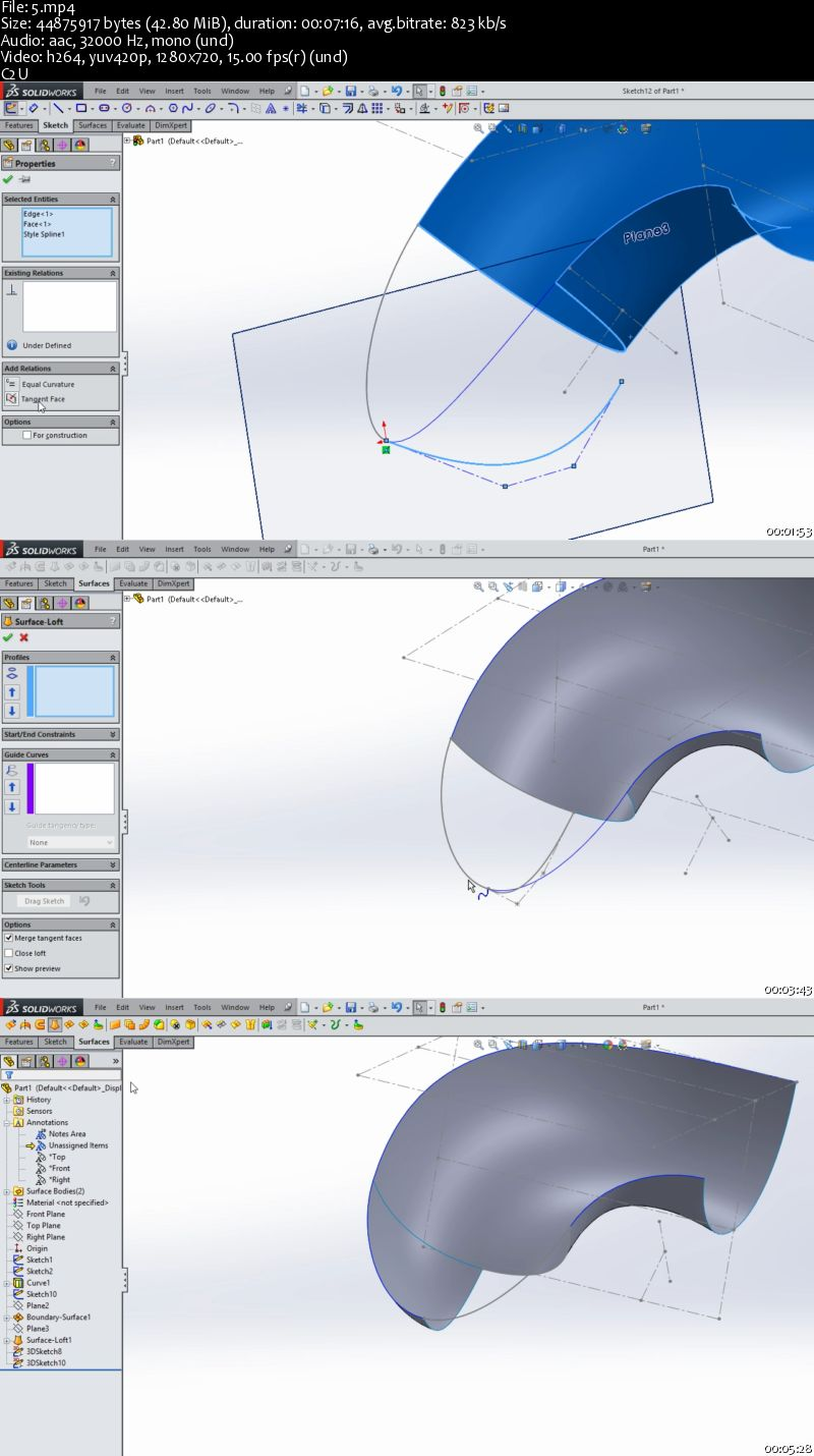 Ergonomic Design in SOLIDWORKS