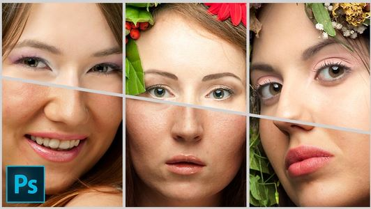 Adobe Photoshop Beauty Retouch for Beginners